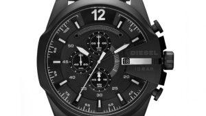 Ρολόι DIESEL Mega Chief Με Μαύρο Bracelet DZ4283. Βρείτε το στο Ατόφιο στον Κορυδαλλό.