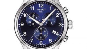 TISSOT T-Sport Chrono XL Chronograph Silver Stainless Steel Bracelet T1166171104701 από ανοξείδωτο ατσάλι με μπρασελέ. Βρείτε το στο Ατόφιο στον Κορυδαλλό.