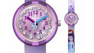 Ρολόι Παιδικό FlikFlak DISNEY Frozen 2 ZFLNP031
