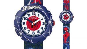 Ρολόι Παιδικό FlikFlak Spider-Man In Action ZFLSP012. Βρείτε τα στο Ατόφιο στον Κορυδαλλό.
