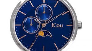 JCou Callisto JU19034-4 Ασημί Με Bracelet. Βρείτε το στο Ατόφιο στον Κορυδαλλό.