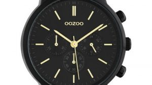 Oozoo Timepieces C10564 Μαύρο Bracelet. Βρείτε το στο Ατόφιο στον Κορυδαλλό.