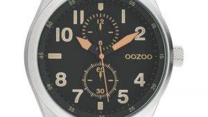 Oozoo Timepieces C10634 Ασημί Με Bracelet. Βρείτε το στο Ατόφιο στον Κορυδαλλό.