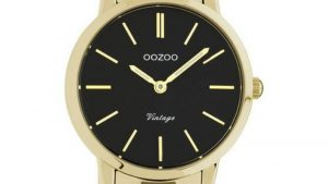 OOZOO Vintage C20114 Χρυσό Με Ανοξείδωτο Bracelet. Βρείτε το στο Ατόφιο στον Κορυδαλλό.