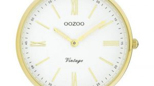 OOZOO Vintage c20118 Ασημί Με Μπρασελέ. Βρείτε το στο Ατόφιο στον Κορυδαλλό.
