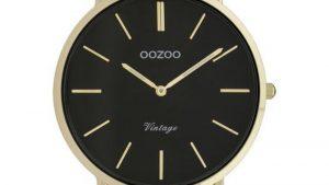 Oozoo Vintage C9914 Με Χρυσό Bracelet. Βρείτε το στο Ατόφιο στον Κορυδαλλό.